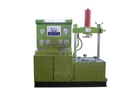 JLT vertical valve hydraulic test bed,test bench